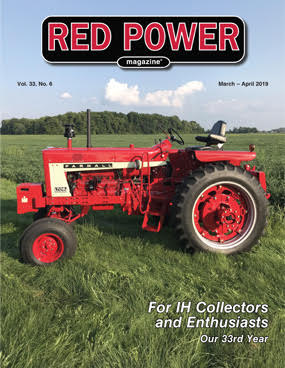 March-April 2019 Red Power Magazine Cover